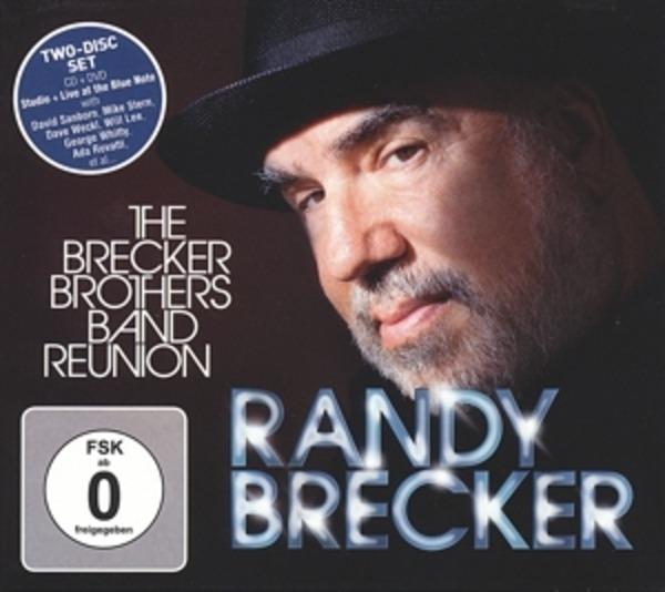 #<Artist:0x00007fd8e1919148> - The Brecker Brothers Band Reunion