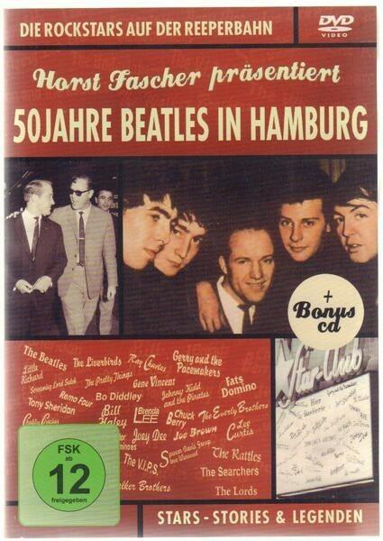 #<Artist:0x00007f4de727ebd8> - 50 Jahre Beatles In Hamburg
