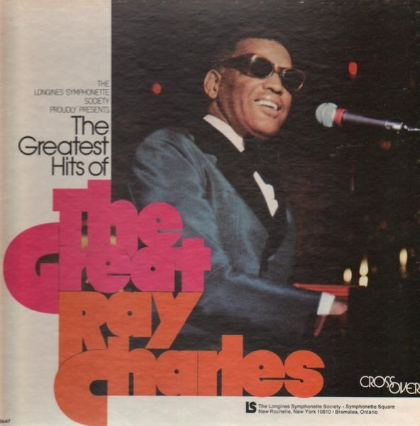 #<Artist:0x00007fd903313088> - The Great Ray Charles