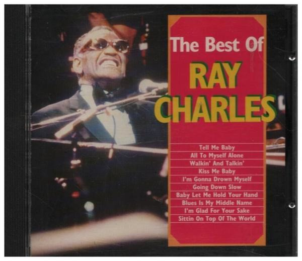 #<Artist:0x00007fd8e2ec8ae8> - The Best Of Ray Charles