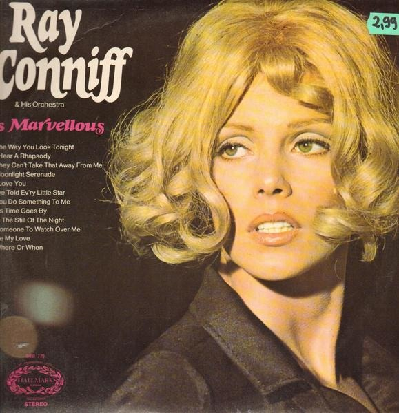 RAY CONNIFF AND HIS ORCHESTRA AND CHORUS - 'S Marvellous - LP