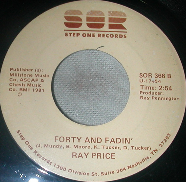 #<Artist:0x007f95442188e8> - When You Gave Your Love To Me / Forty And Fadin'