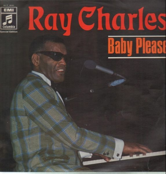 RAY CHARLES - Baby Please - 33T