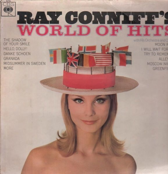 #<Artist:0x00007f4decd1fe48> - Ray Conniff's World Of Hits