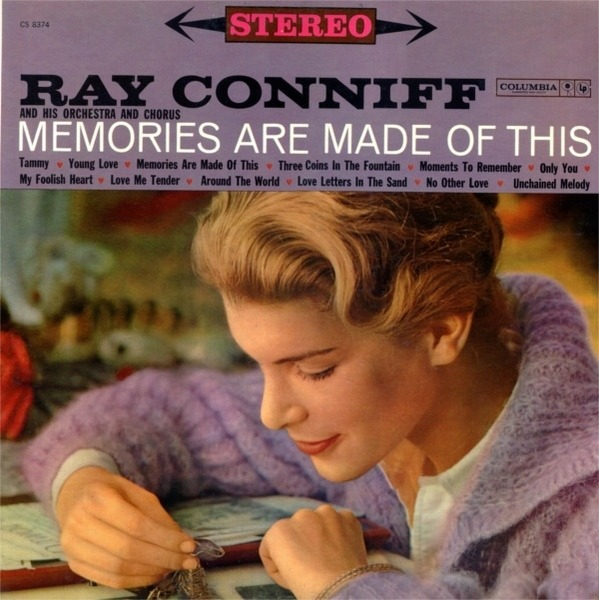 #<Artist:0x00007f8135733350> - Memories Are Made of This