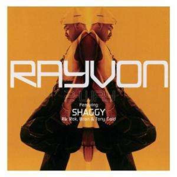 RAYVON FEAT.SHAGGY - 2 Way - CD Maxi
