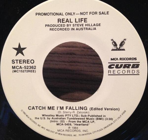 #<Artist:0x007f3b630dc668> - Catch Me I'm Falling