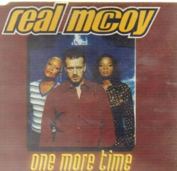 REAL MCCOY - One More Time - CD single