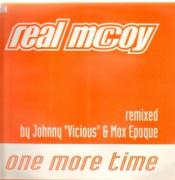 REAL MCCOY - One More Time (Remixed) - Maxi x 1