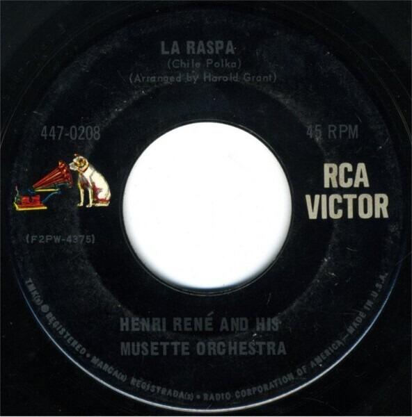 Sicilian tarantella / la raspa by Reina'S Orchestra / Henri