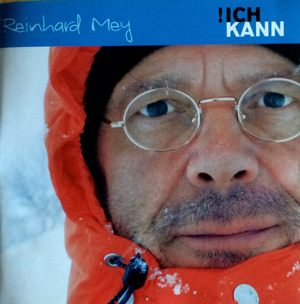 REINHARD MEY - !Ich Kann - CD x 2