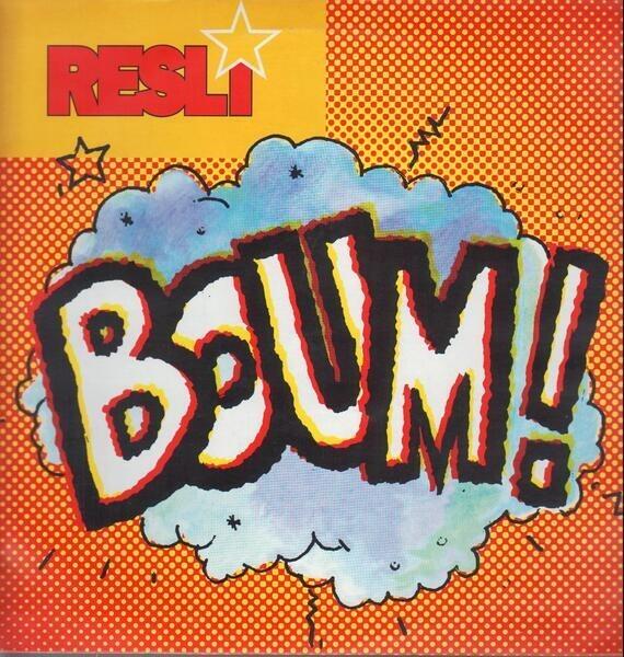 RESLI - Boum ! - 12 inch x 1