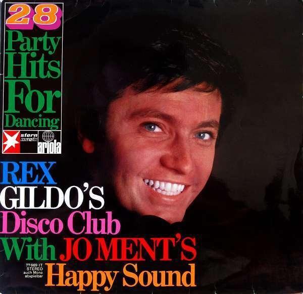 #<Artist:0x00007fd903decbd0> - Rex Gildo's Disco Club