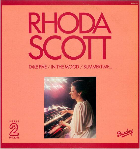 Rhoda Scott Take Five / In The Mood / Summertime...