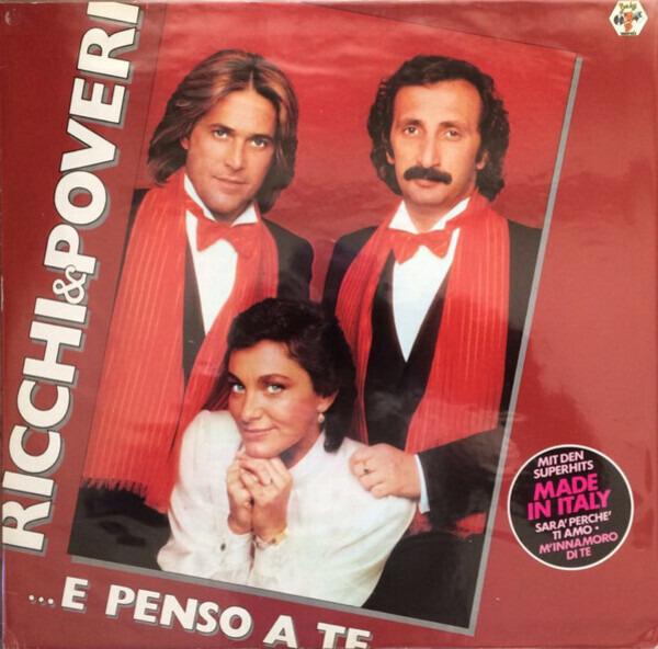 Ricchi And Poveri ...E Penso A Te