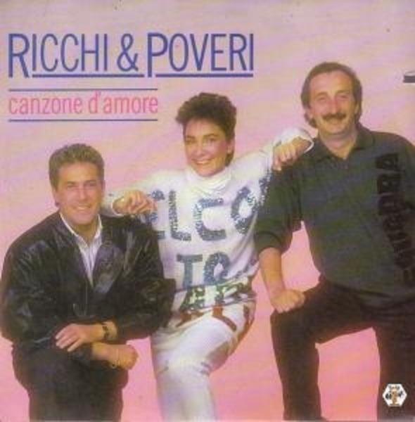 ricchi e poveri canzone d'amore