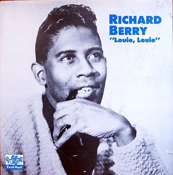 an analysis of richard berrys song louie louie Fields and mchugh provided song interpolations for several shows in the first half of 1931, then wrote songs for two films released at the end of the year: a movie version of the de sylva, brown, and henderson musical flying high, and a vehicle for opera singer lawrence tibbett, the cuban love song.