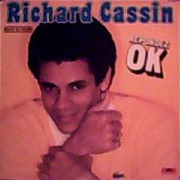 RICHARD CASSIN - Répondez OK - 12 inch x 1