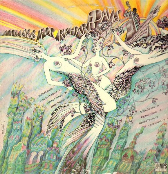 #<Artist:0x00007fd90232c908> - Muses for Richard Davis