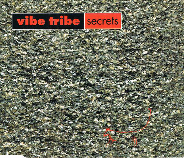 RICHARD S. & THE VIBE TRIBE - Secrets - CD single