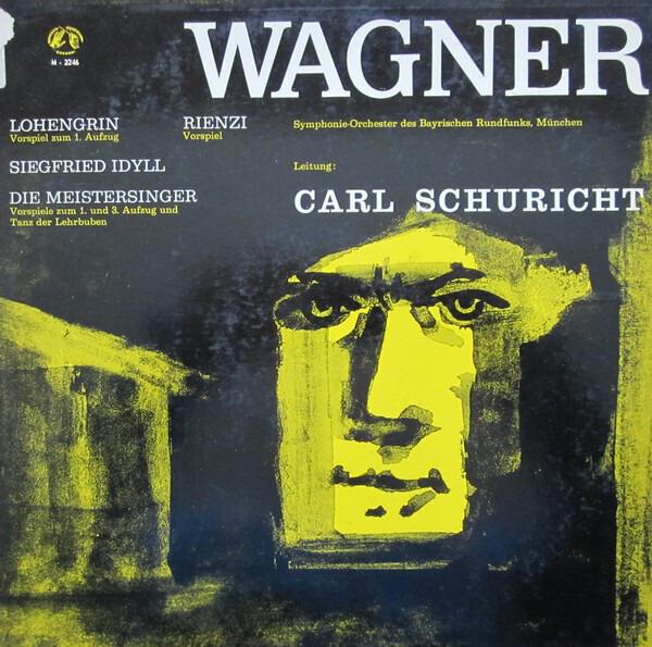 #<Artist:0x00007f4de4ad19a0> - Siegfried-Idyll / Die Meistersinger / Lohengrin / Rienzi