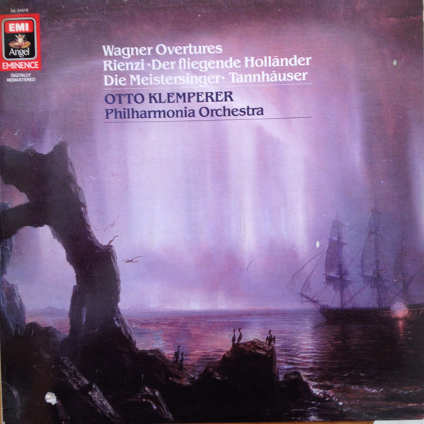 #<Artist:0x00007f48d75dc8a8> - Klemperer Conducts Wagner Overtures