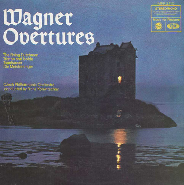 #<Artist:0x00007fd9021f4590> - Overtures: The Flying Dutchman / Tristan And Isolde / Tannhauser / Die Meistersinger