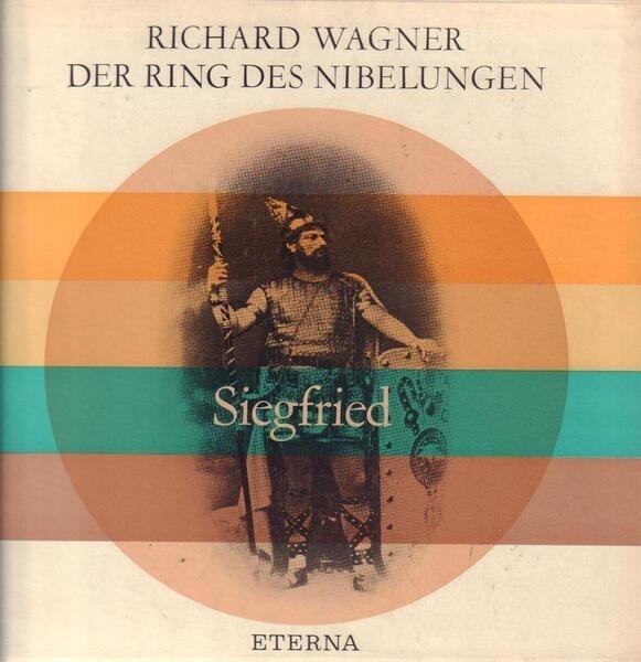 #<Artist:0x00007f4decc10160> - Der Ring Des Nibelungen - Siegfried