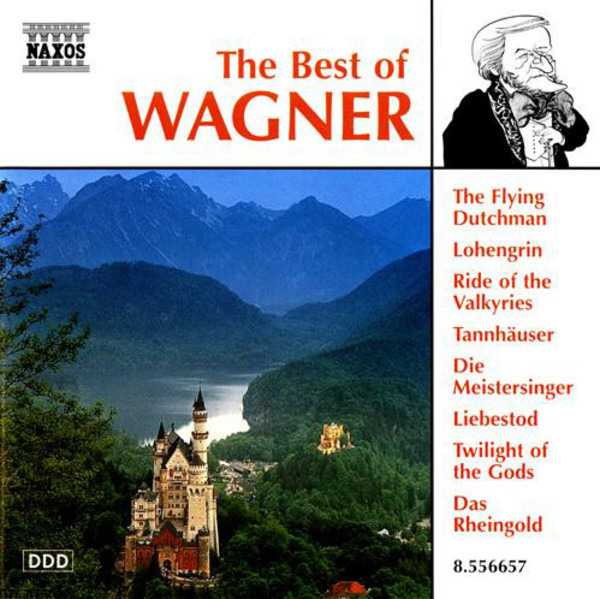 #<Artist:0x00007f4e0f683968> - The Best Of Wagner