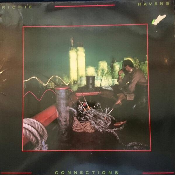 RICHIE HAVENS - Connections - LP