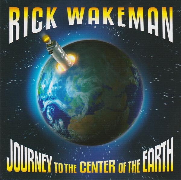 Album Journey to the center of the earth de Rick Wakeman ...