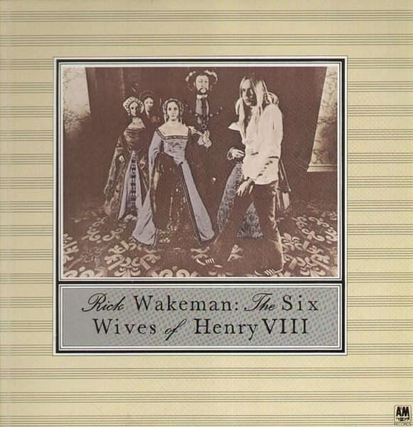 #<Artist:0x007f3390bf7398> - The Six Wives of Henry VIII