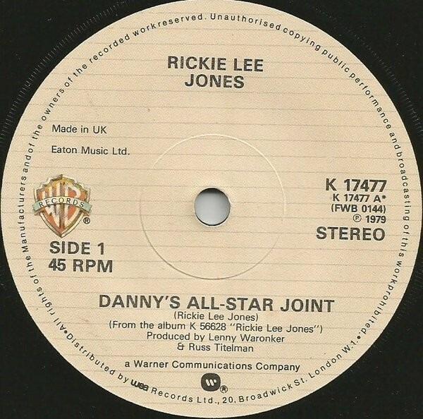 #<Artist:0x007f934cf9e160> - Danny's All-Star Joint