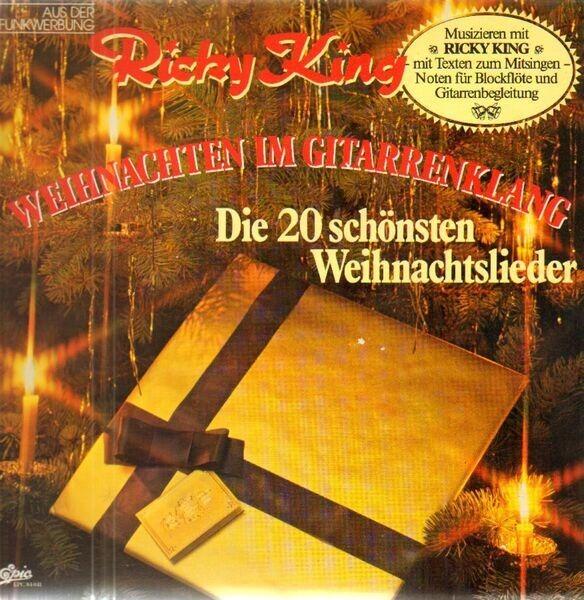Verschiedene Weihnachtslieder.Weihnachten Im Gitarrenklang Die 20 Schönsten Weihnachtslieder