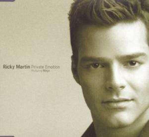 Private Emotion - Ricky Martin...