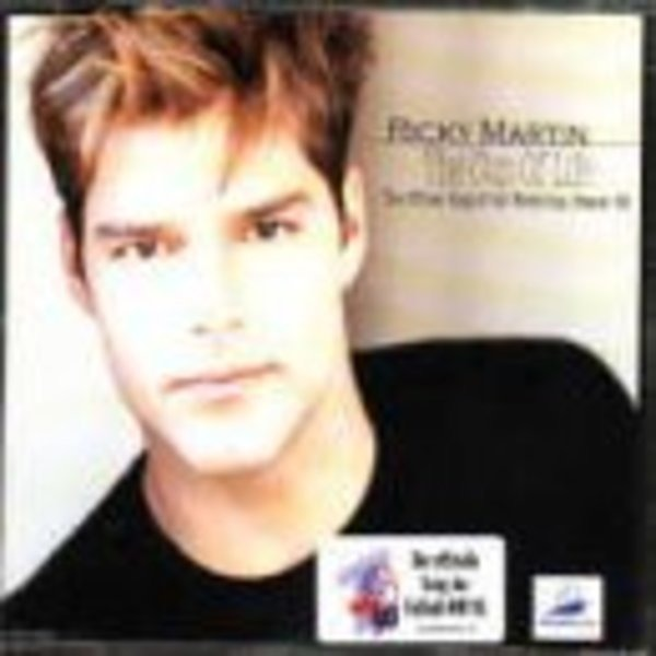 Ricky Martin The Cup Of Life
