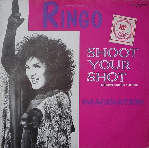 #<Artist:0x007efd2fb09d88> - Shoot Your Shot