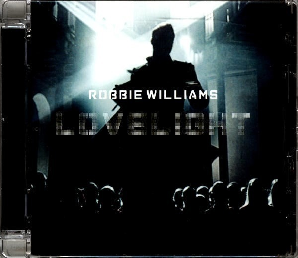ROBBIE WILLIAMS - Lovelight - DVD