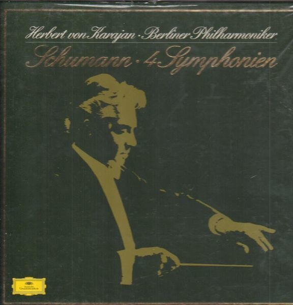 #<Artist:0x007fcf55ccf430> - 4 Symphonien, Karajan, Berliner Philharmoniker