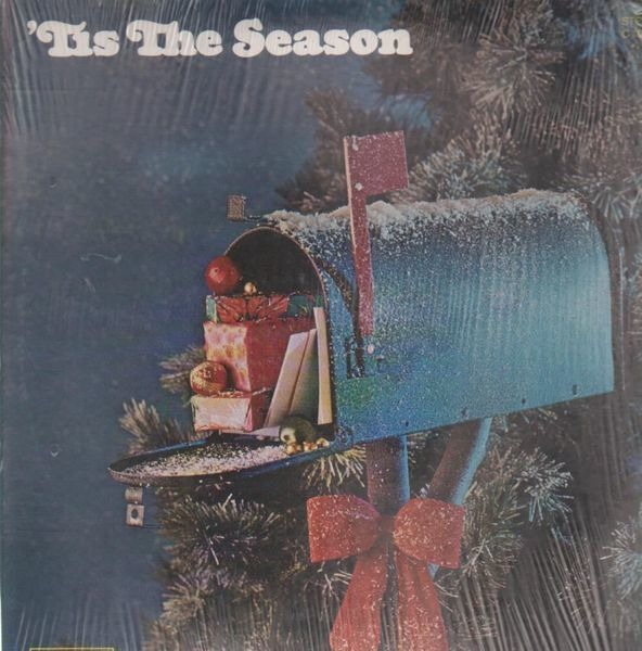 ROBERT COULET, RAY CONNIFF - 'tis the season - LP