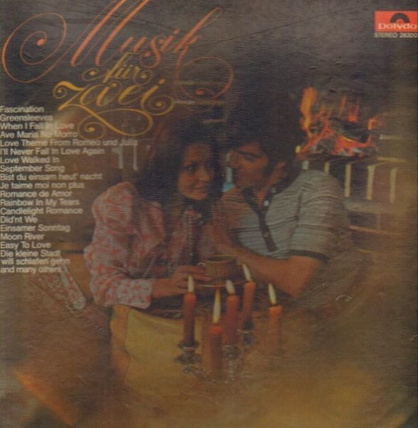 ROBERTO DELGADO, BERT KAEMPFERT, KAI WARNER A.O. - Musik für zwei - 33T x 3