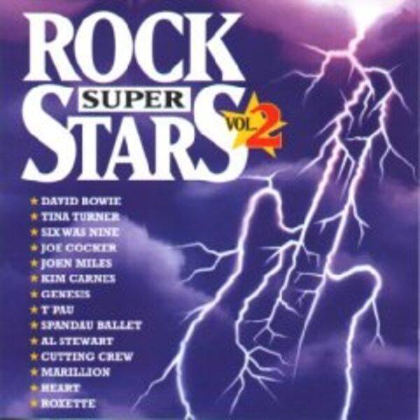 #<Artist:0x007f0b2a0b4e88> - Rock Superstars 2