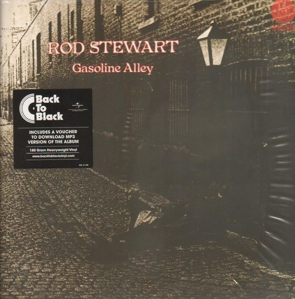 Rod Stewart - Gasoline Alley (hq-vinyl)