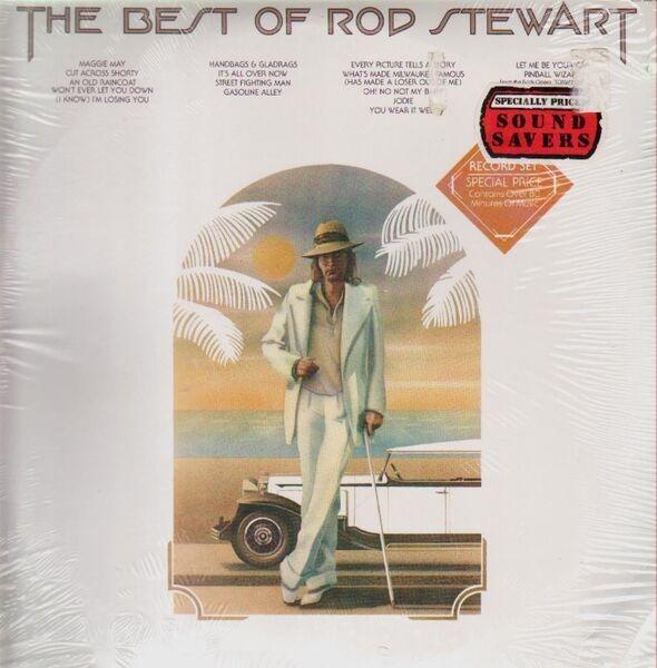 #<Artist:0x007f3a89708cd8> - The Best Of Rod Stewart