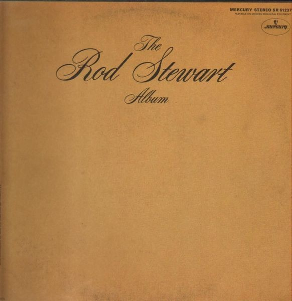 #<Artist:0x007fe171988a50> - The Rod Stewart Album