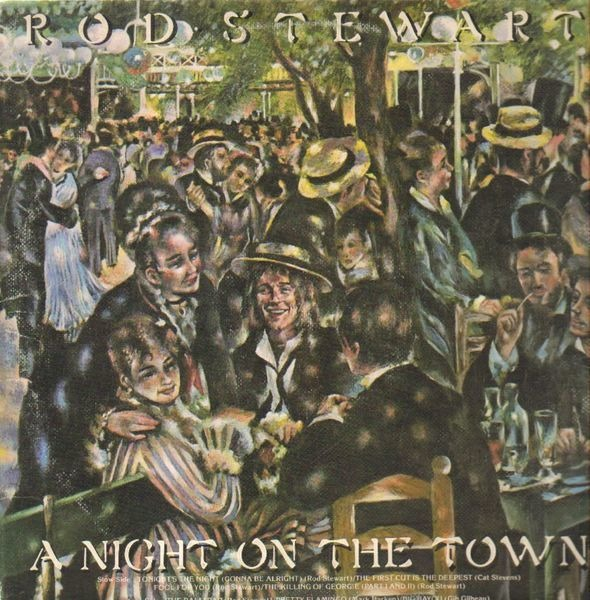 #<Artist:0x007f5d332898e8> - A Night on the Town