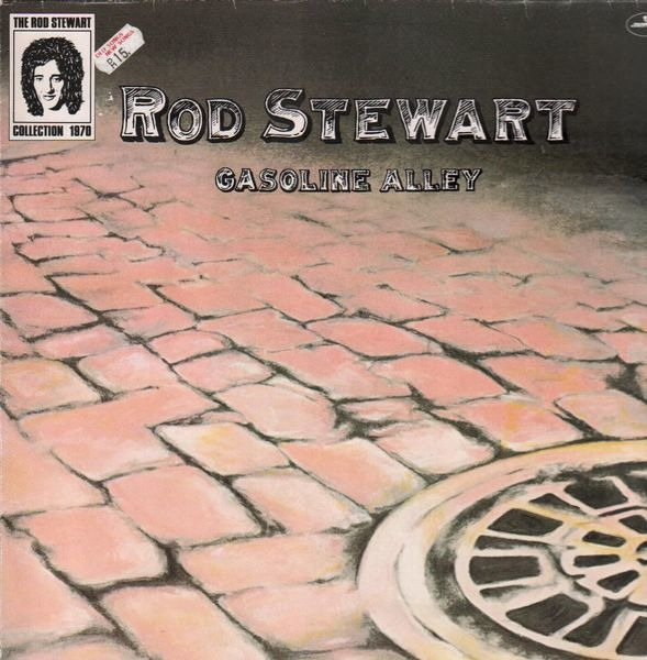 Rod Stewart - Gasoline Alley Record