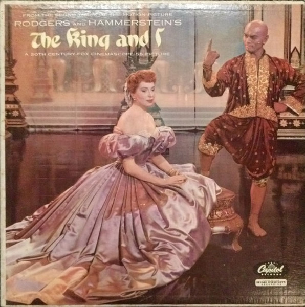 Rodgers & Hammerstein - The King And I CD