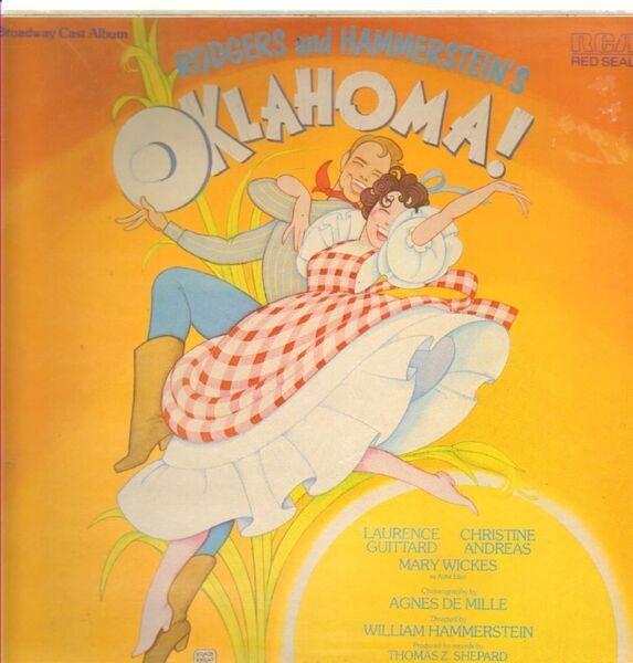 #<Artist:0x00007f8690cfc1a0> - Oklahoma!