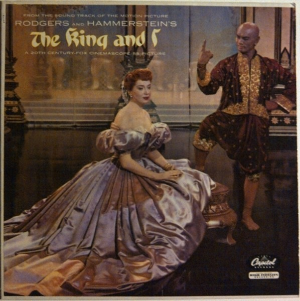 Rodgers & Hammerstein - The King And I Record